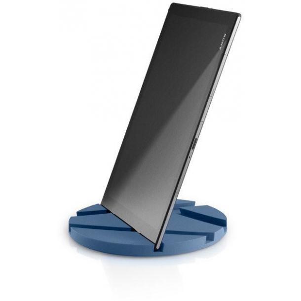 eva solo smartmat bordsk ner tabletholder moonlight blue bordsk ner. Black Bedroom Furniture Sets. Home Design Ideas