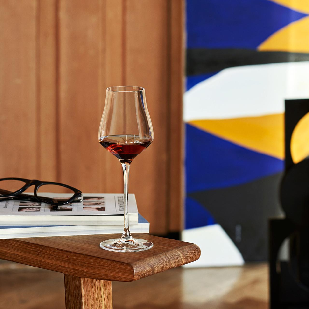 Picture of: Holmegaard Perfection Spiritusglas Klar 5 0 Cl 6 Stk Vinglas Hjem Dk