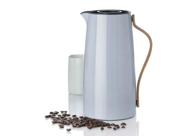 stelton emma kaffe termokande 1 2l bl termokande. Black Bedroom Furniture Sets. Home Design Ideas
