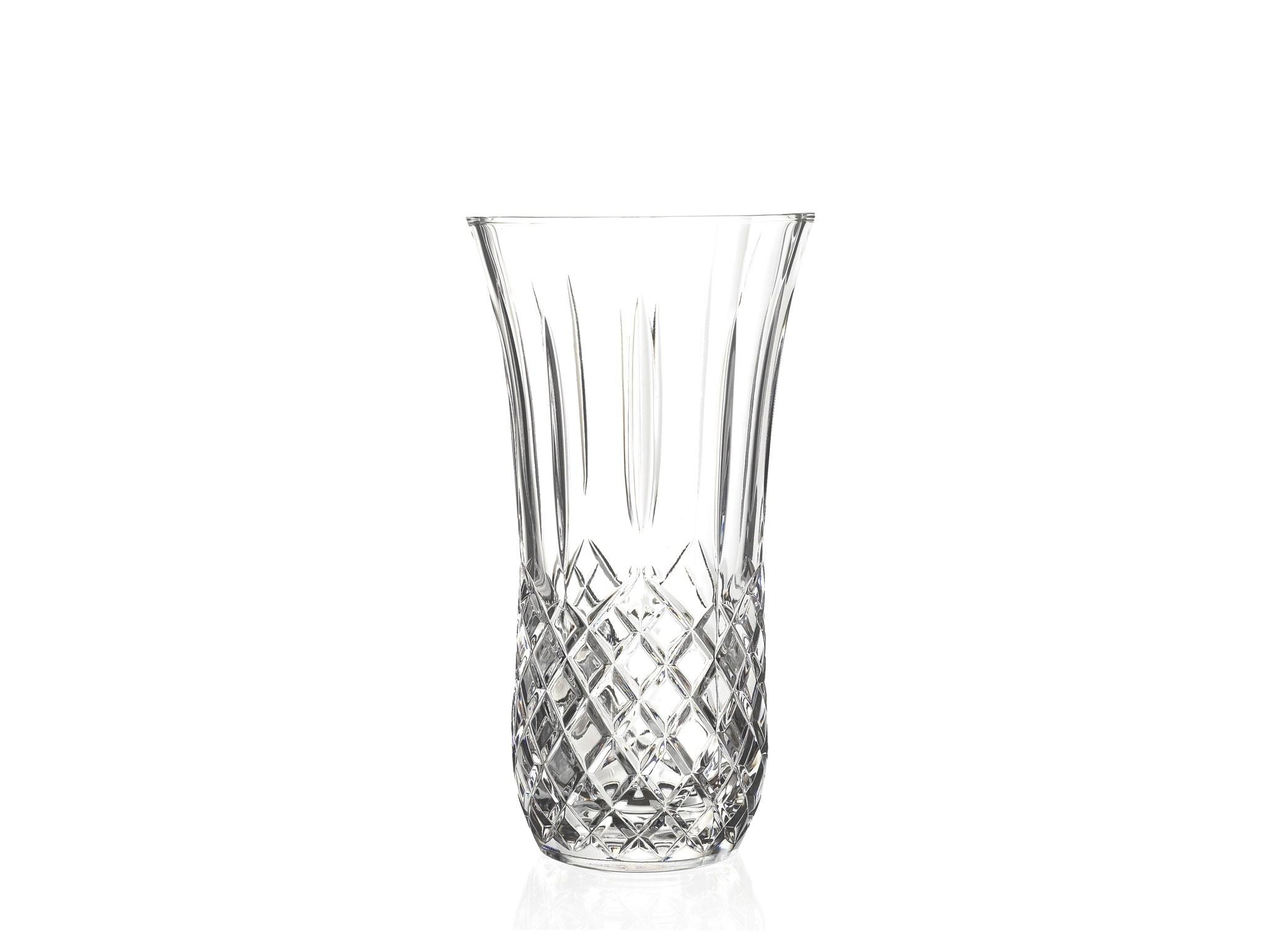 Afholte Vase 25cm Krystal Lyngby Melodia - Vaser - Hjem.dk SX-43